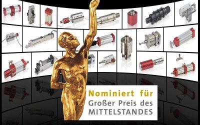 KONSTANDIN GmbH nominiert!