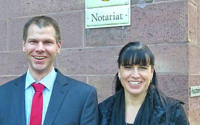 Gesamtprokura für Mathias Kraft und Elke Wild