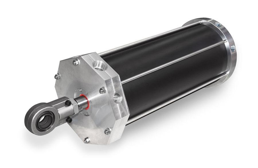 Ausgleichzylinder DIA 350 mm