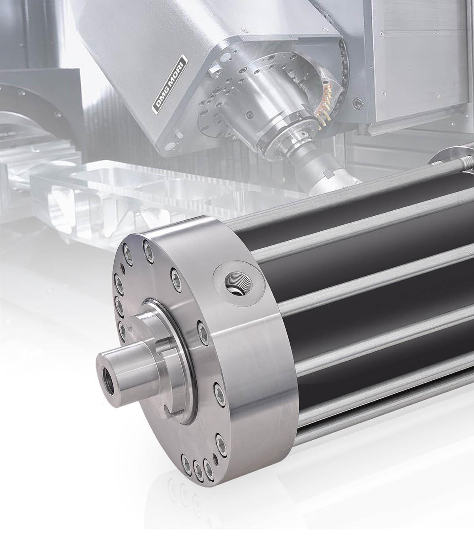 Deckel Maho Hydraulik-Zylinder