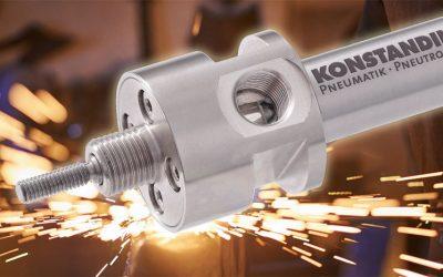 KONSTANDIN Hochtemperatur-Zylinder für Extrembedingungen