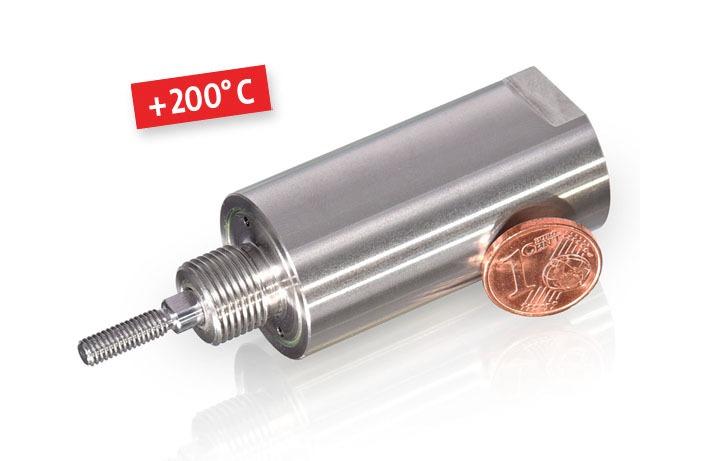 Hochtemperatur-Zylinder