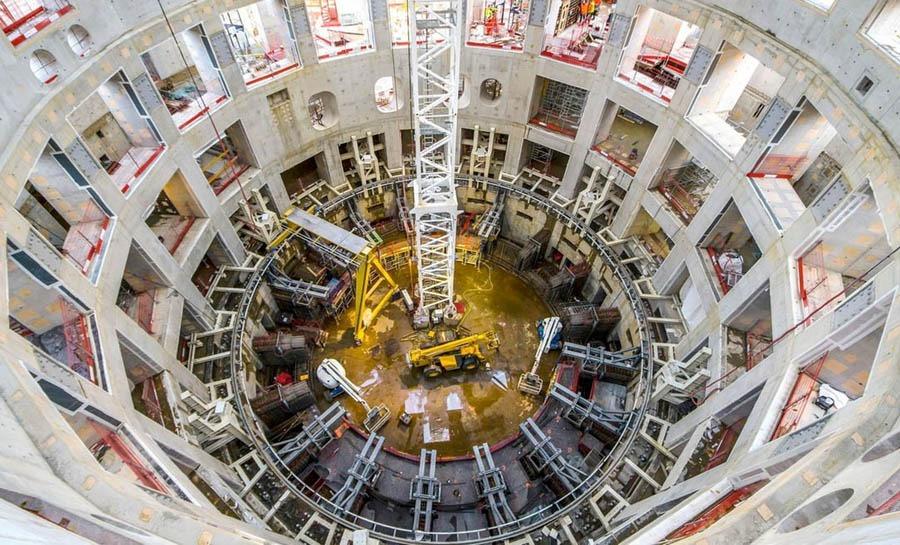 ITER Reaktor